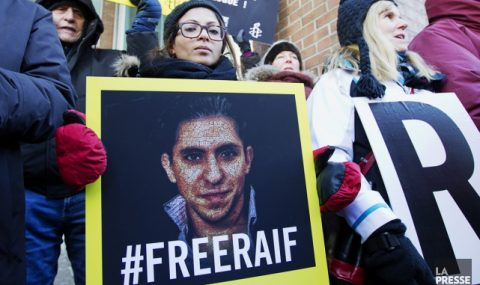 Libérez RAIF BADAWI !