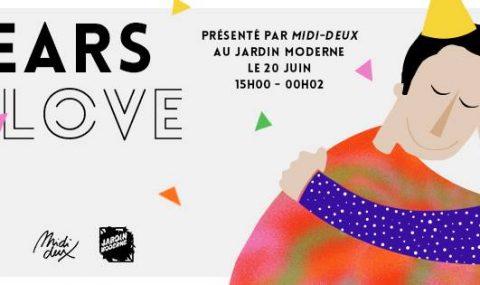 Midi Deux présente : 5 Years of Love