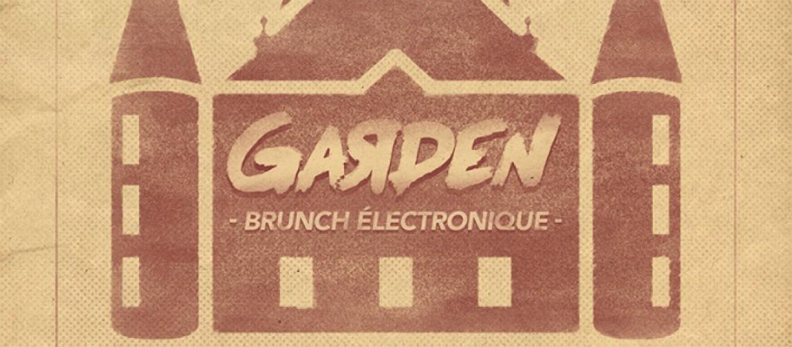 Le brunch électronique au Château d'Apigné : dance, food and drink !