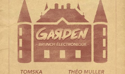 Le brunch électronique au Château d'Apigné : dance, food and drink !