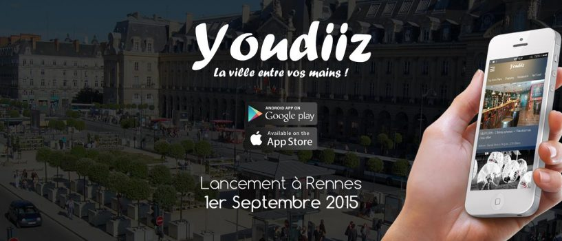 J'ai testé l'application : Youdiiz