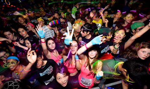 ELECTRODASH 5K – The Party is running