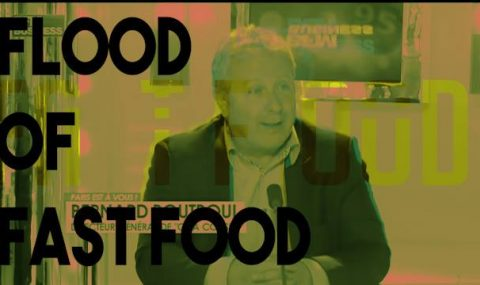 Flood of fast-food