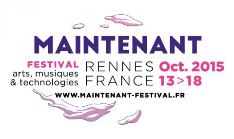 FESTIVAL MAINTENANT 2015