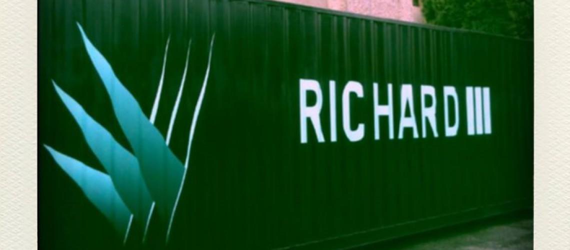 Richard III débarque à Rennes !