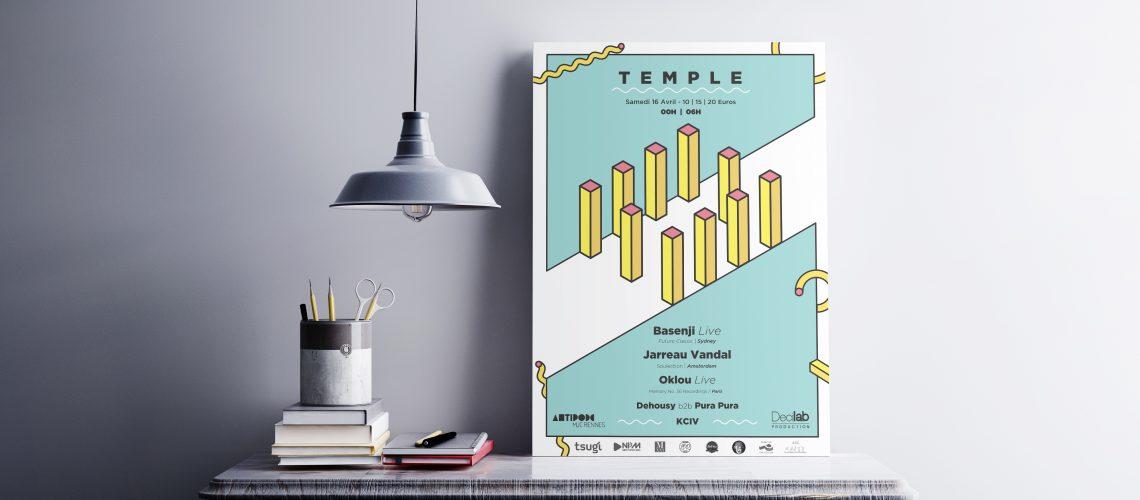 Bienvenue dans le TEMPLE de Decilab