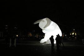 Allons capturer les lapins géants !