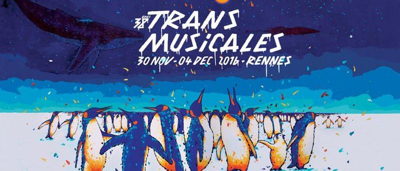 Regardez les Trans Musicales en direct du Parc Expo !
