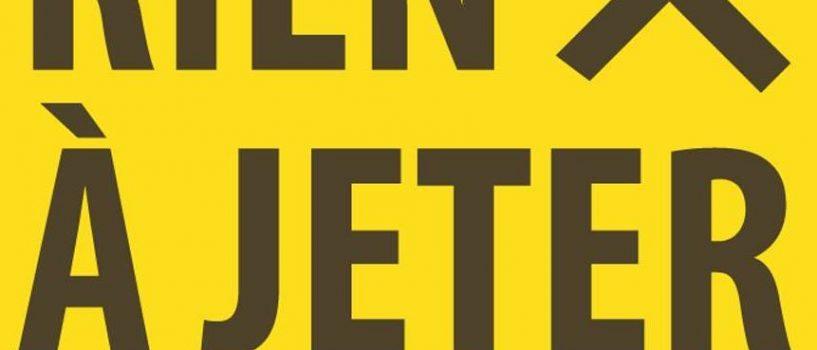 Rien à Jeter, réutilise, à l'Hôtel Pasteur