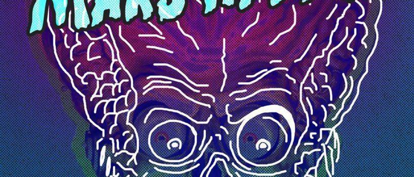 Neiro et ALO 7D présentent leur EP «Mars Attack»