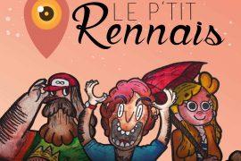 Le P'tit Rennais est passé sur France 3 Bretagne!