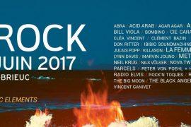 Virée sur la côte pour le festival Art Rock 2017