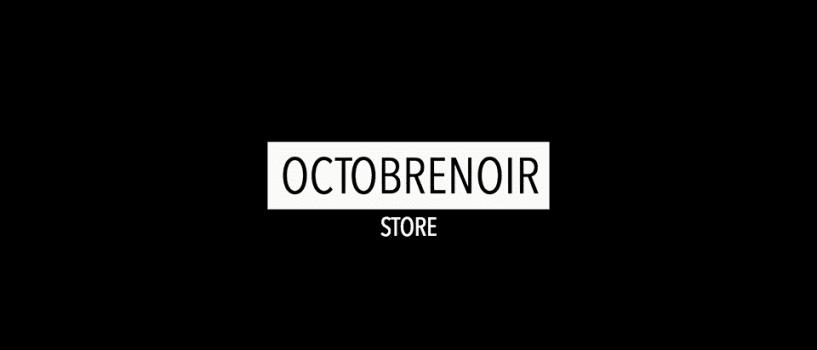 Après presque 3 ans d'existence, OCTOBRENOIR ouvre enfin sa boutique à Rennes !