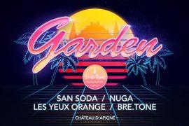 La Garden : le brunch électronique rennais
