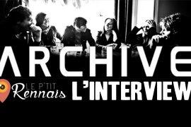 Rencontre d'Archive à Art Rock 2017