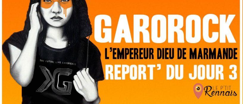 Garorock : L'Empereur Dieu de Marmande