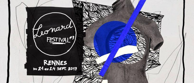 Leonard Wanderlust débarque à Rennes pour fêter son 3ème festival!