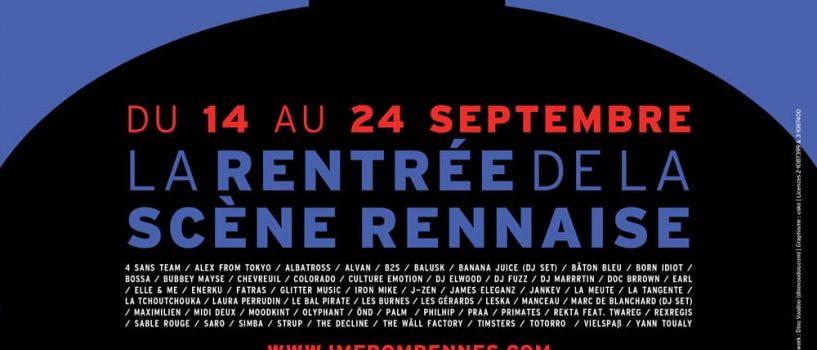 La rentrée musicale pour tous les goûts avec I'm From Rennes