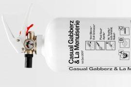 Entre le GLAZART et la Machine du Moulin Rouge, les Casual Gabberz s'invite au 88 avec La Menuiserie !