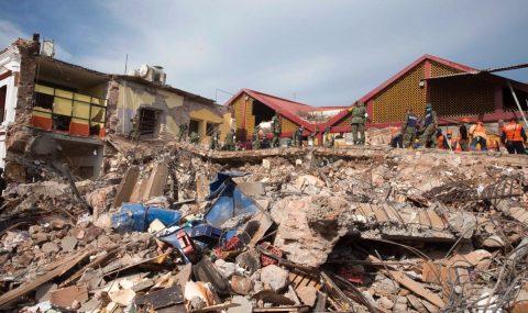Un étudiant de l'Université Rennes II au coeur du tremblement de terre mexicain