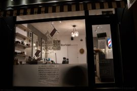 THE BARBER LODGE, un barbier rennais