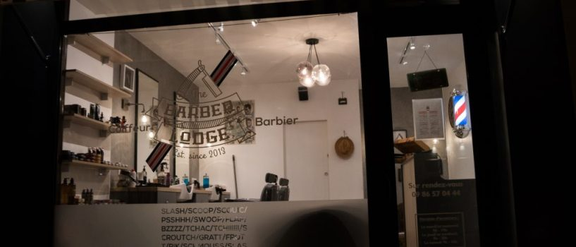 THE BARBER LODGE, un barbier rennais