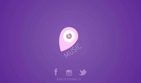 Le P'tit Rennais lance «Music» !