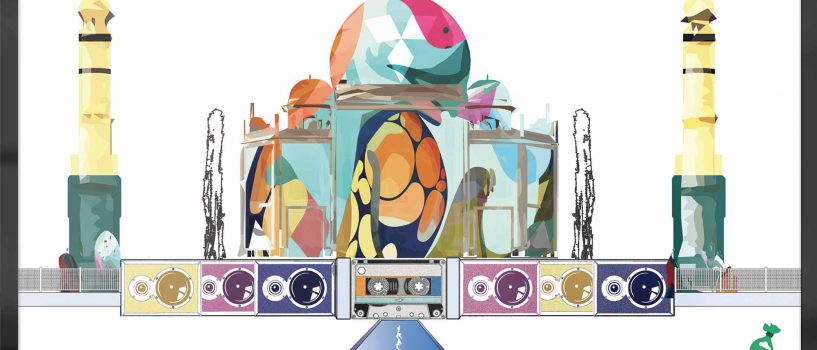Du 13 au 24 Novembre, l'illustrateur Hassan Diallo présente une nouvelle exposition : «Variétés»