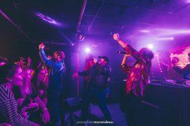 BARS EN TRANS : Samedi 9 Décembre (1988 Live Club / Gatsby Club)