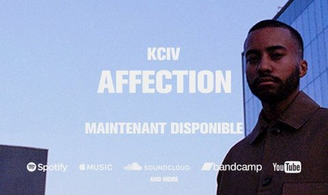 « Affection » le nouvel E.P de KCIV affecte nos émotions