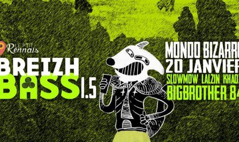 BREIZH BASS «1.5», c'est (déjà) samedi !