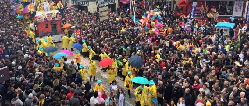 144ème édition du Carnaval français classé au patrimoine de l'UNESCO