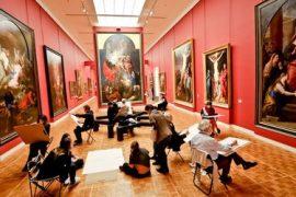 Les musées des Beaux-Arts de Bretagne s'associent pour le Musée Recopié