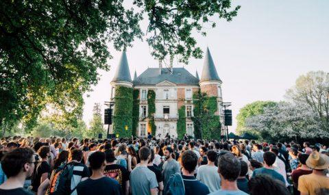 Seth Troxler @ Château d'Apigné for Cercle