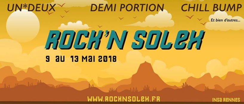 ROCK'N SOLEX – JOUR 2
