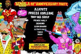 Le 30 Juin, BENIBLA fête son 10ème anniversaire au Trabendo!