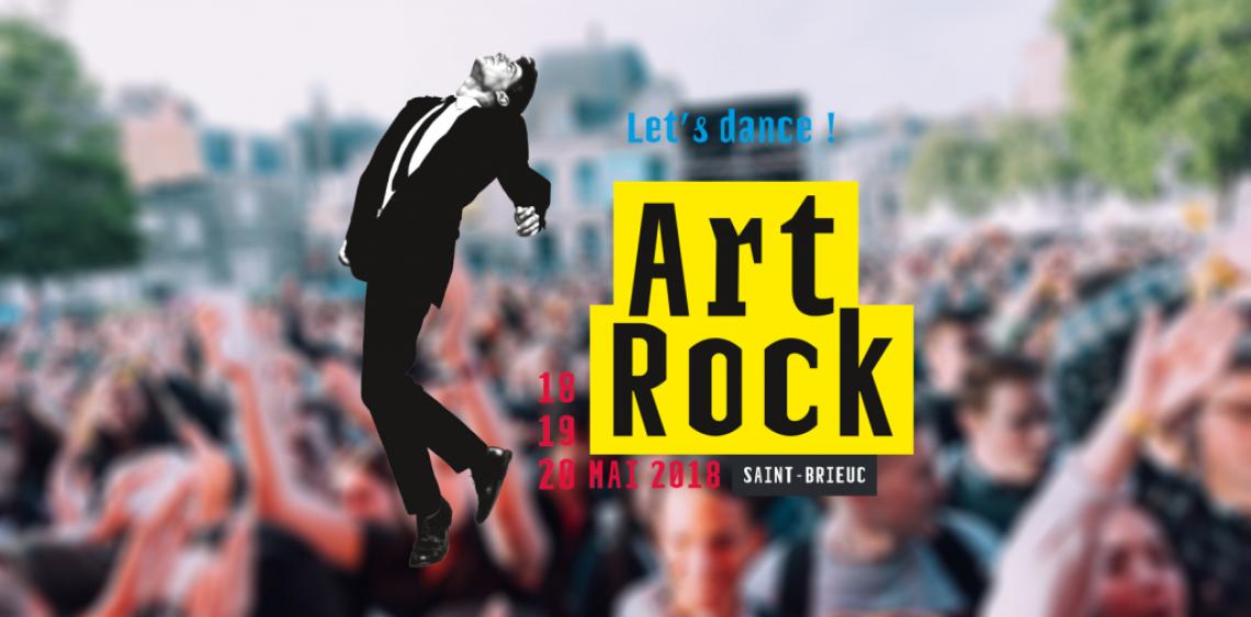 La saison des festivals a commencé avec Art Rock !