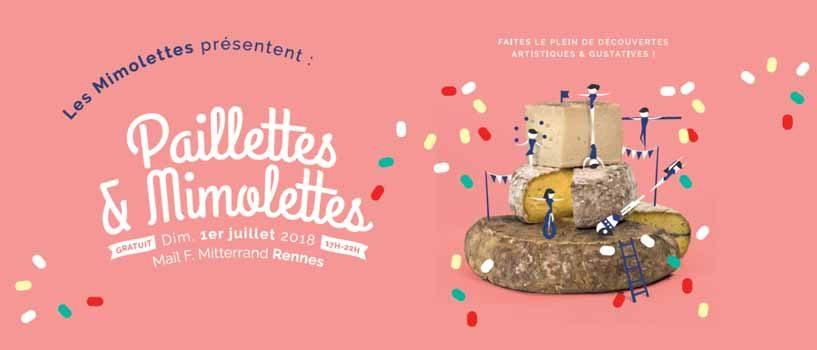 Paillettes & Mimolettes, le festival qui enchante les papilles et les pupilles