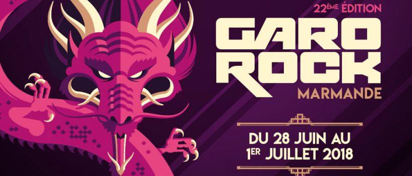 Le festival Garorock débarque pour sa 22ème édition !