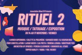 Le festival Rituel 2 : le rendez-vous artistique de Novembre