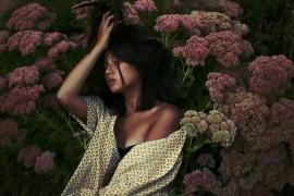 5 PHOTOGRAPHIES AVEC AURIANE ALLAIRE