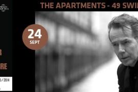 The Apartments + 49 Swimming Pools à l'Ubu!
