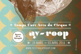 Entrez dans le cirque d'Ay-Roop