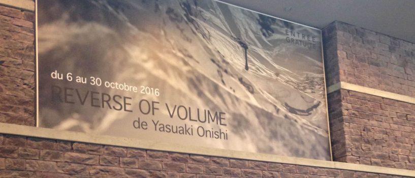 """""""Façonner les espaces vides"""" avec Yasuaki Onishi"""