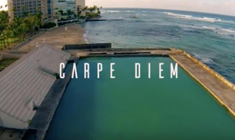 """""""Carpe Diem"""" le nouveau clip de KANE"""