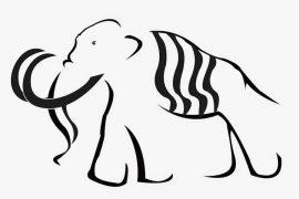 Mammouth zébré, le déformeur de licorne