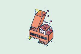 Réduction pour la Distillerie #4!