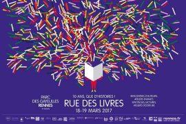 Le festival Rue des Livres raconte ses histoires au parc des Gayeulles