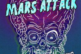 """Neiro et ALO 7D présentent leur EP """"Mars Attack"""""""