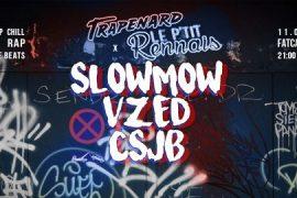 Samedi soir, c'est ambiance 100 % Hip-hop avec Slow Mow et le collectif Trapenard !